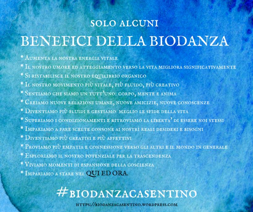 Benefici della Biodanza